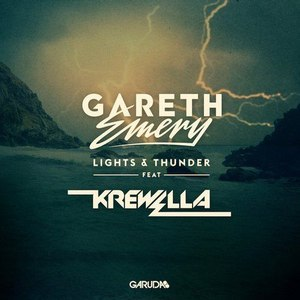 Gareth Emery альбом Lights & Thunder