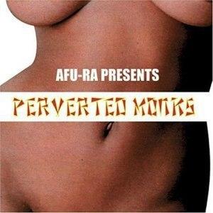 Afu-Ra альбом Perverted Monks