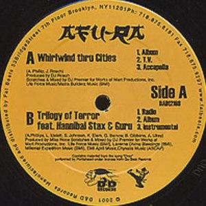 Afu-Ra альбом Whirlwind Thru Cities