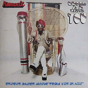 Funkadelic альбом Uncle Jam Wants You