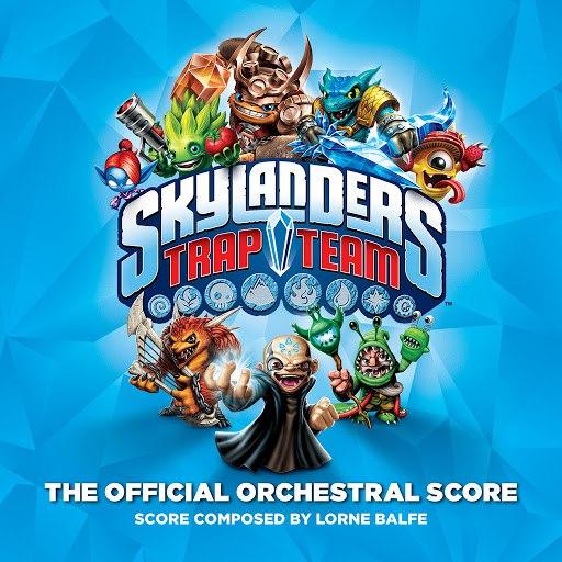 Lorne Balfe альбом Skylanders Trap Team