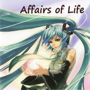 Hatsune Miku альбом Affairs of Life