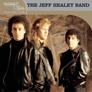 The Jeff Healey Band альбом Platinum & Gold Collection