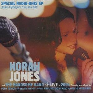 Norah Jones альбом Special Norah Jones