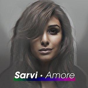 Sarvi альбом Amore (Remixes)