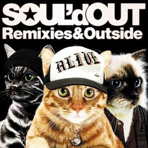 SOUL'd OUT альбом Remixies & Outside