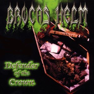 Brocas Helm альбом Defender of the Crown