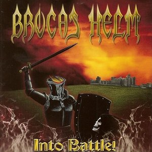Brocas Helm альбом Into Battle!