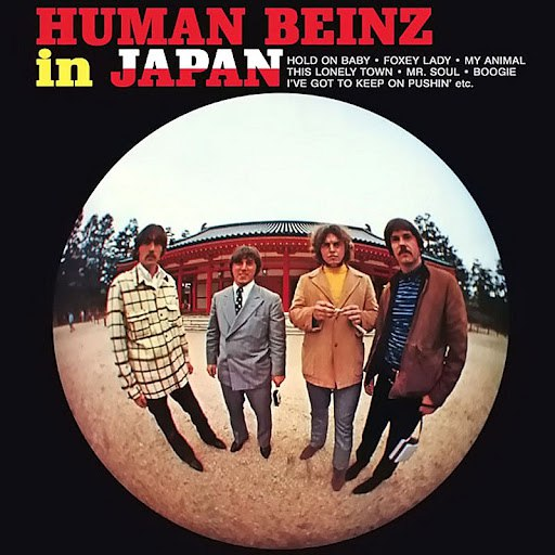 The Human Beinz альбом In Japan