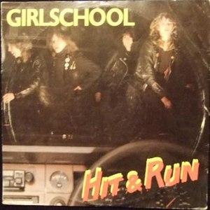Girlschool альбом Hit & Run