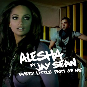 Alesha Dixon альбом Every Little Part Of Me