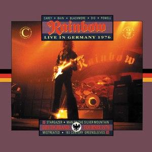 Rainbow альбом Live In Germany 1976