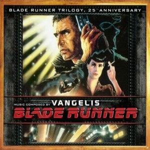 Vangelis альбом Blade Runner Trilogy