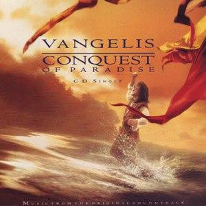 Vangelis альбом Conquest of Paradise