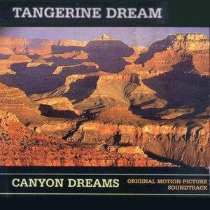 Tangerine Dream альбом Canyon Dreams