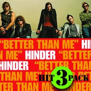 Hinder альбом Better Than Me Hit Pack