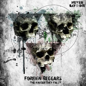 Foreign Beggars альбом The Harder They Fall