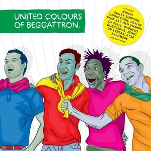 Foreign Beggars альбом United Colours Of Beggattron