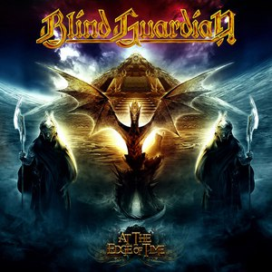 Blind Guardian альбом At The Edge Of Time (Deluxe Version)