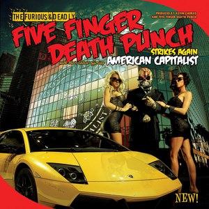 Five Finger Death Punch альбом American Capitalist