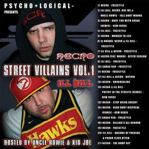 Necro альбом Street Villains Vol. 1