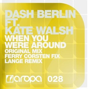 Dash Berlin альбом When You Were Around