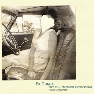 Bic Runga альбом Try to Remember Everything (Rare & Unreleased)