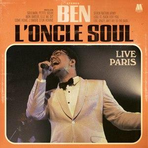 Ben l'Oncle Soul альбом Live Paris