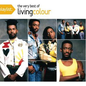 Living Colour альбом Playlist: The Very Best Of Living Colour