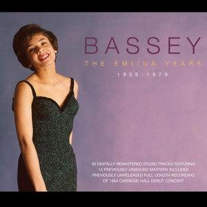 Shirley Bassey альбом Bassey - The EMI/UA Years 1959-1979