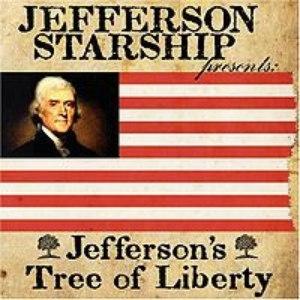 Jefferson Starship альбом Jefferson's Tree Of Liberty