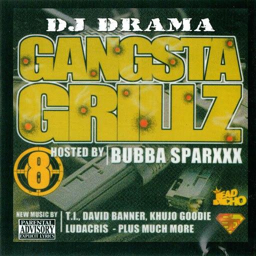 Bubba Sparxxx альбом Gangsta Grillz 8