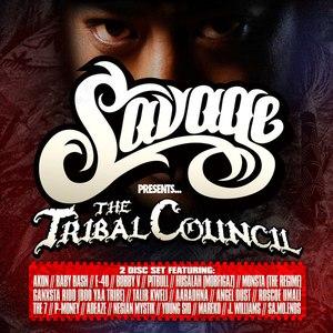 Savage альбом Presents The Tribal Council
