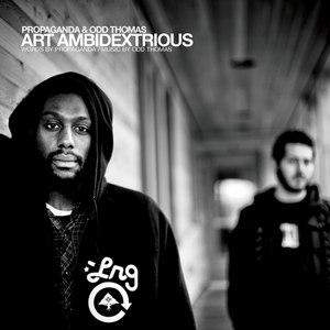 Propaganda альбом Art Ambidextrous