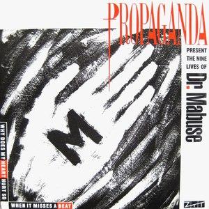 Propaganda альбом Dr. Mabuse