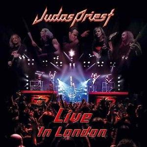Judas Priest альбом Live in London