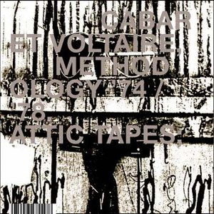 Cabaret Voltaire альбом Methodology '74-'78: Attic Tapes