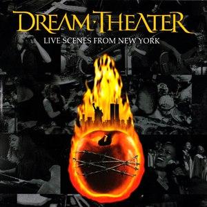 Dream Theater альбом Live Scenes From New York