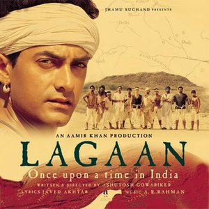 A.R. Rahman альбом Lagaan (Original Motion Picture Soundtrack)