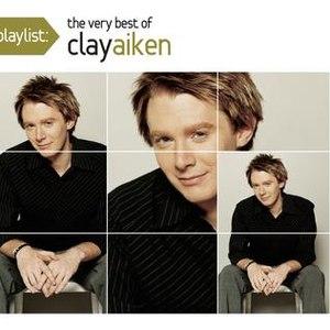 Clay Aiken альбом Playlist: The Very Best Of Clay Aiken