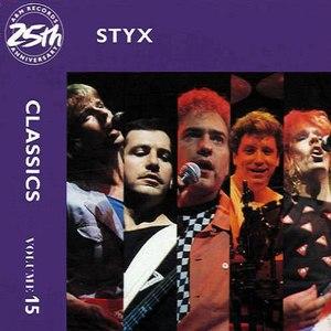 Styx альбом Classics, Volume 15