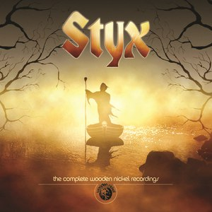 Styx альбом The Complete Wooden Nickel Recordings