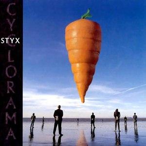 Styx альбом Cyclorama