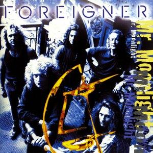Foreigner альбом Mr. Moonlight
