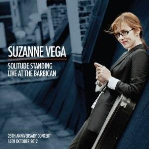 Suzanne Vega альбом Solitude Standing Live 2012