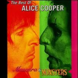Alice Cooper альбом Mascara & Monsters: The Best of Alice Cooper