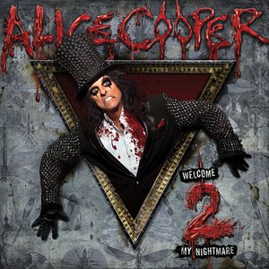 Alice Cooper альбом Welcome 2 My Nightmare