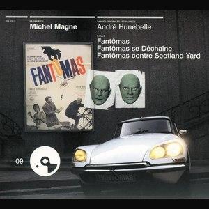 Michel Magne альбом Fantômas