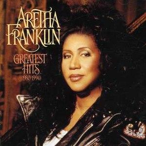 Альбом Aretha Franklin Greatest Hits (1980-1994)