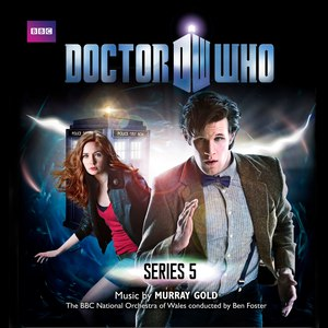 Murray Gold альбом Doctor Who Series 5